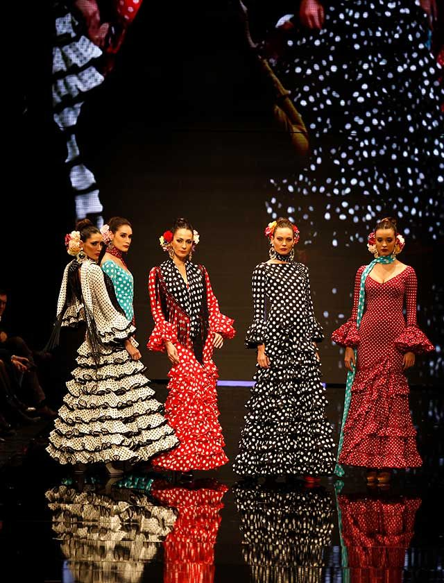 SIMOF 2018: el desfile de Pilar Vera, en fotos / J.M. Serrano / Rocío Ruz