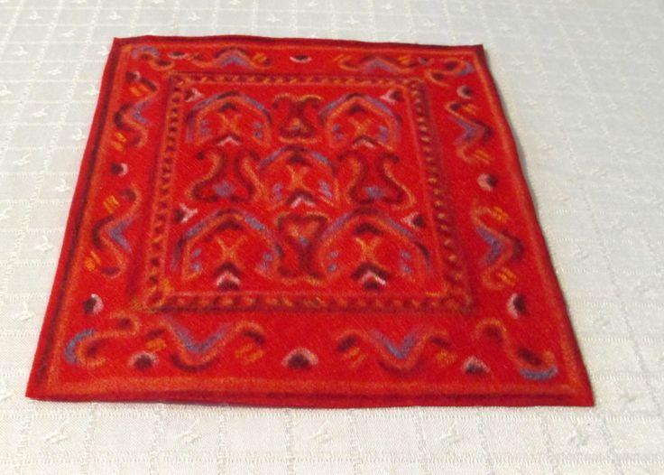 221B Baker Street - carpet