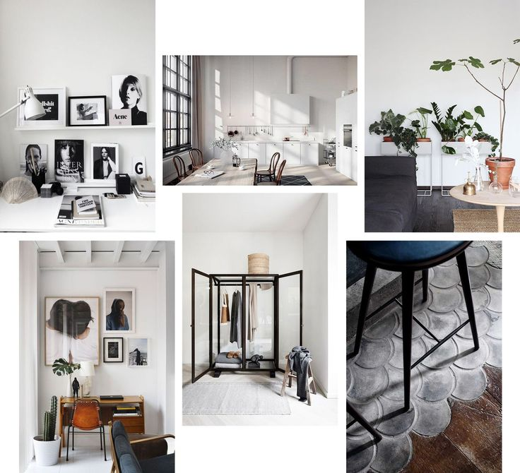 INTERIOR MOODBOARD: WEEK 4