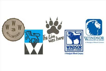 Windsor logos past through present.