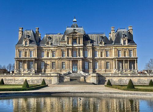 Cateau de Maisons, Louis XIV architecture
