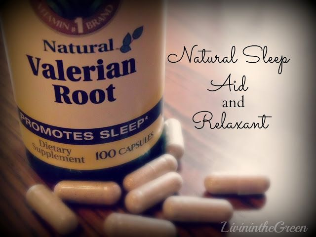 Livin' In The Green: Valerian: Natural Sleep Aid and Relaxant