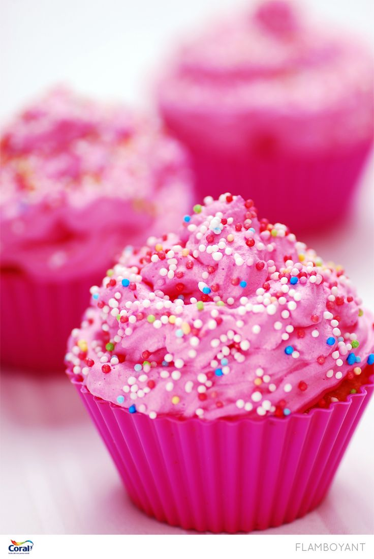 25 Best Ideas About Hot Pink Cupcakes On Pinterest Hot