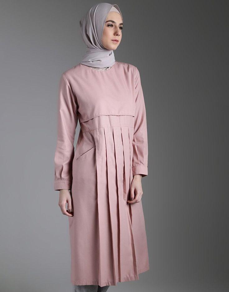 Basaya Midi Dress for Hijup.com