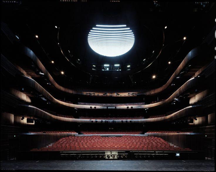 Norwegian National Opera and Ballet by Snöhetta
