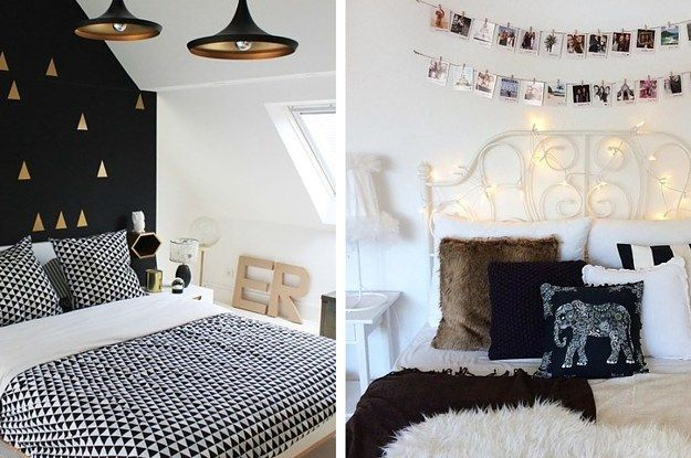 277 best me buzzfeed images on pinterest for Ideas para decorar un cuarto de pareja