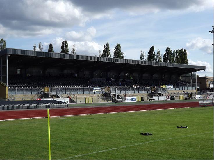 Chelmsford City FC - Melbourne Community Stadium