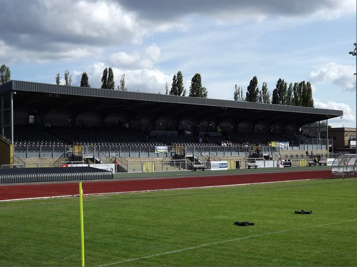 Chelmsford City FC - Melbourne Community Stadium