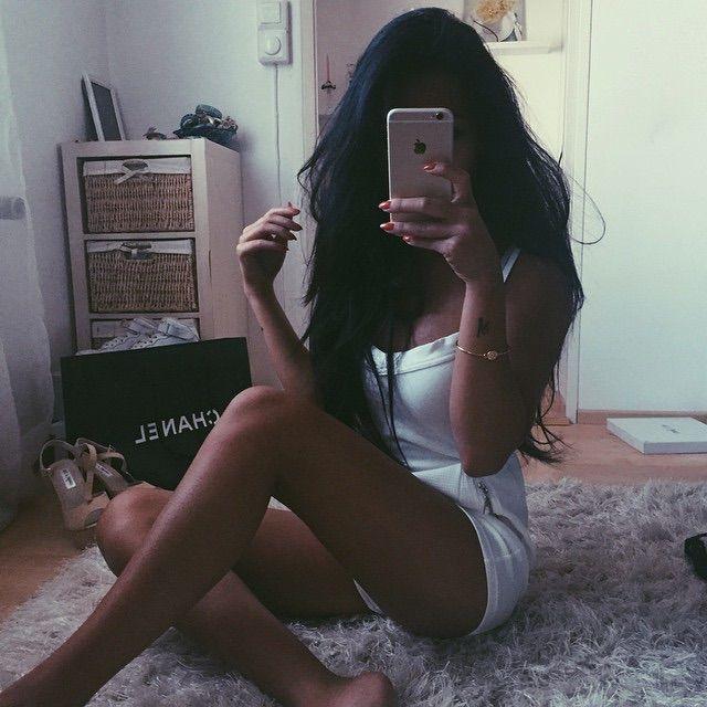Fitness + long black hair  °°°°MIMI°°°°