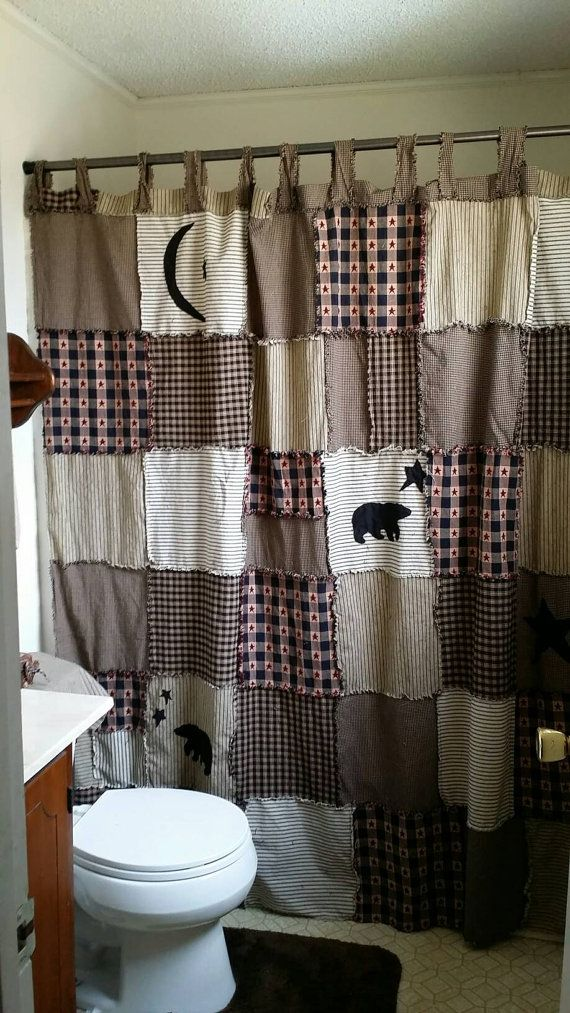 Primitive Willow Tree Shower Curtain. Check Out This Item In My Etsy Shop  Https://www.etsy.