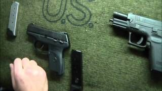 Ruger LC9 Range Test | Ruger LC9 Review #SurvivalLife www.survivallife.com
