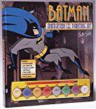 Batman Animation Cel Painting Kit | Animation Cels For Sale