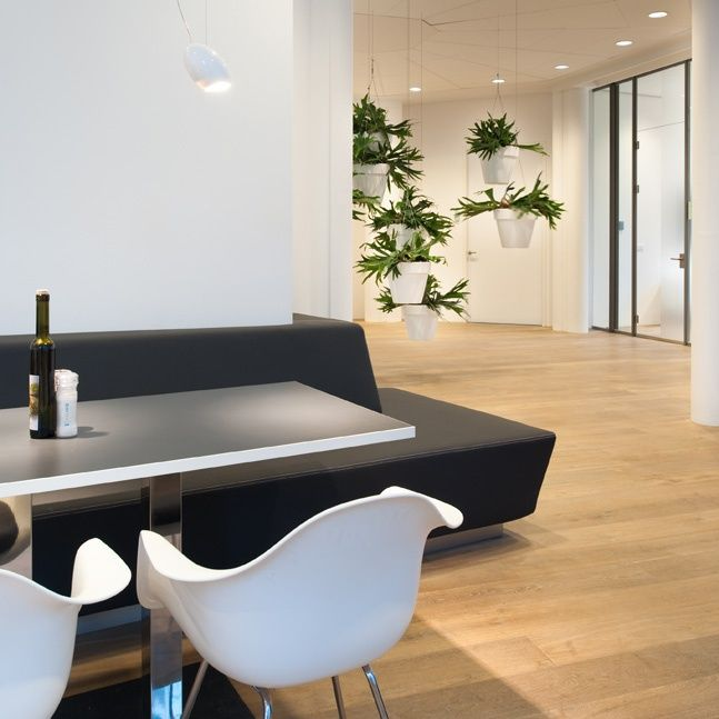 BNP Paribas Investment Partners Nederland,法国巴黎投资管理公司,waiting area