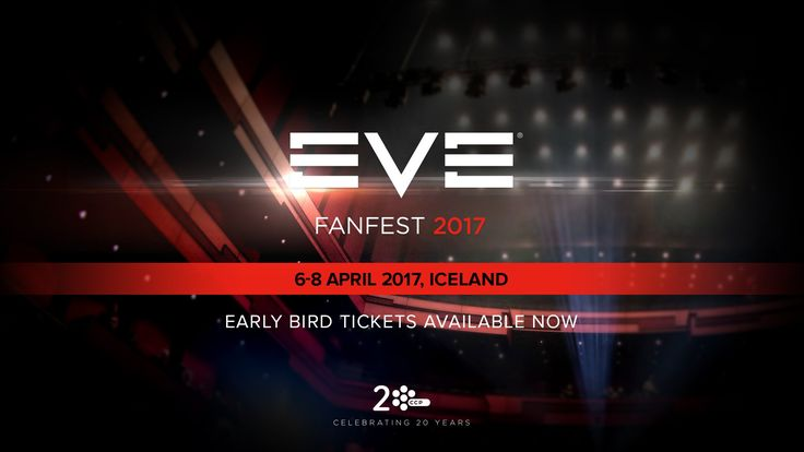Tickets are now available for EVE Fanfest 2017 | KeenGamer