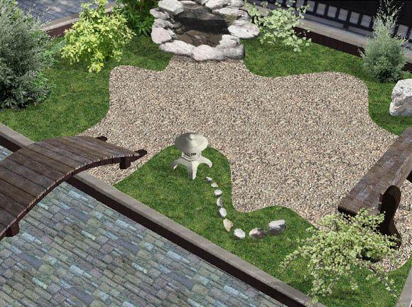 Foto Diseno Jardin Zen Japones Merida Diseno Jardin Zen Decoraciones De Jardin Disenos De Unas