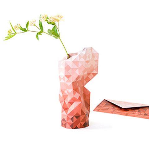 Perfekt Papierowa Waza | Pepe Heykoop | Designzoo | Designzoo