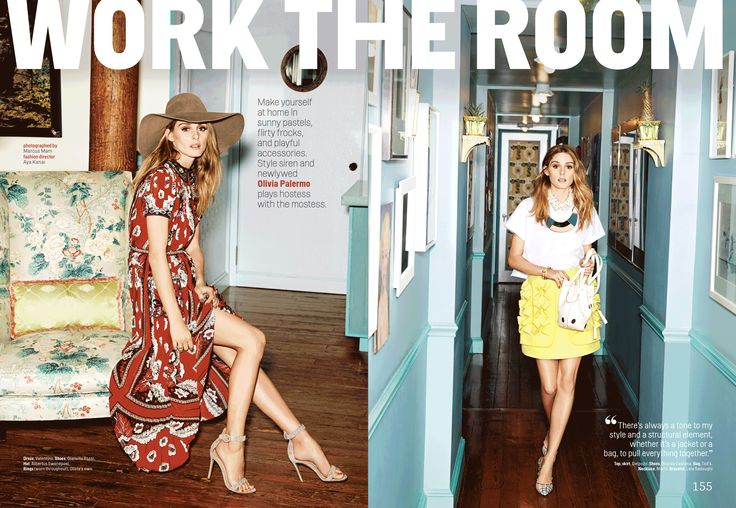 So excited to share my Cosmopolitan shoot with you—grab your copy today! Which look is your fave?