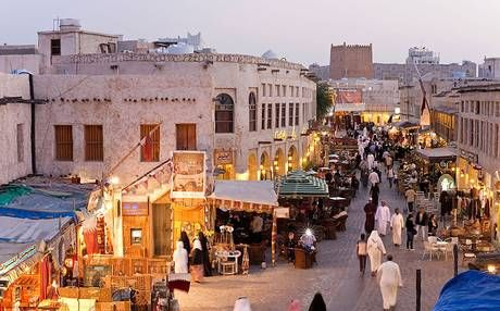 36 Hours in Doha, Qatar: The Souq Waqif, Doha's spiritual heart