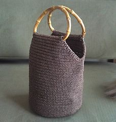 Ravelry: mutaharu's Crochet Raffia-style Bags