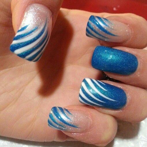 Nails....gel nail art