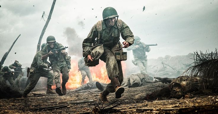 'Hacksaw Ridge' is Mel Gibson's brilliant, bloody biopic about a WWII pacifist – Peter Travers on why you need to see it come hell or high water.