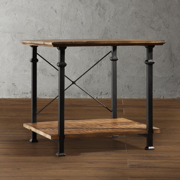 Best ideas about wood end tables on pinterest