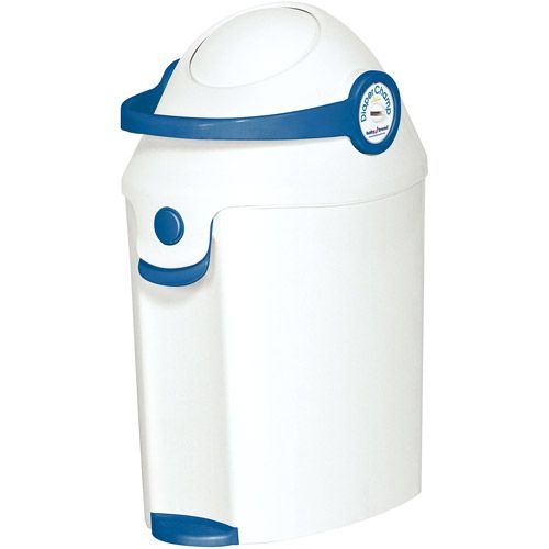 Baby Trend Deluxe Diaper Champ - Walmart.com this Baby Trend diaper pail can be used with Diaper Champ refills or 13 gallon trash bags. $27.85