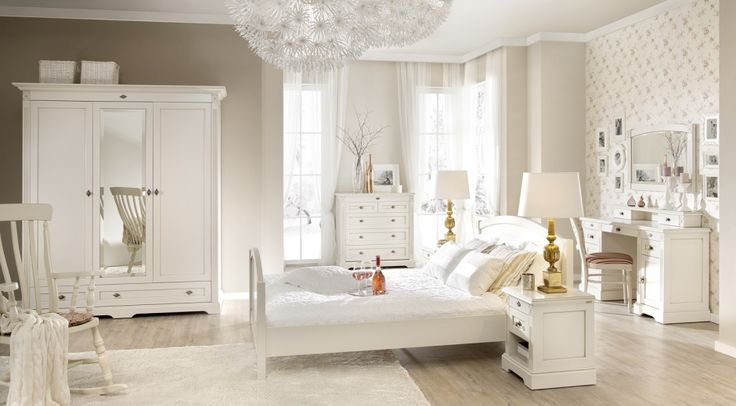 Meble do sypialni. Piękne kolekcje w stylu klasycznym  - zdjęcie numer 4