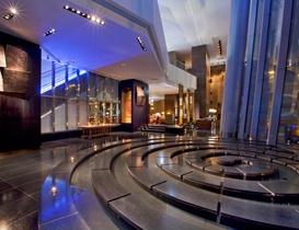 Westin Lima Luxury Lobby