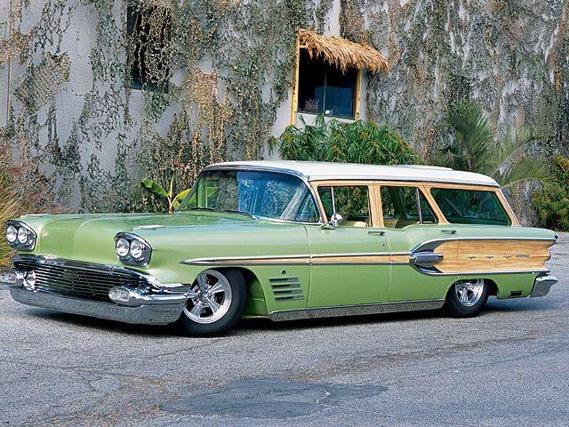 1958 Pontiac #Timbeta #timbeta