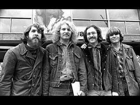 "Creedence Clearwater Revival: Bad Moon Rising - ""Don't growl tonight or else a bum will take your lime. There's a bathroom on the right."" hahaha"