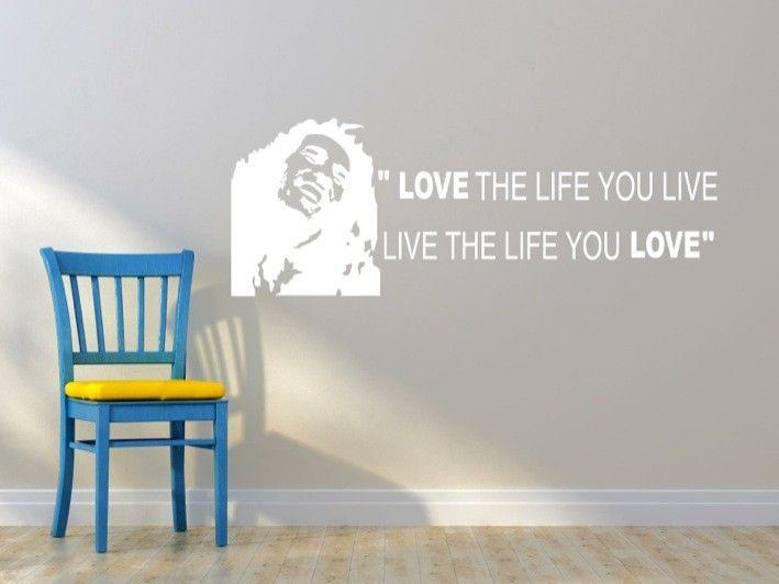 Love The Life | stuckon.com.au
