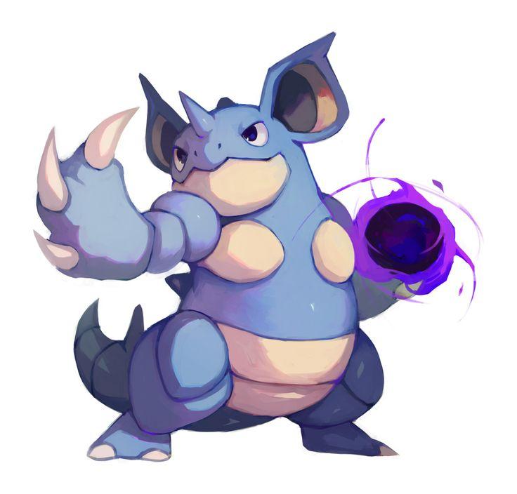 pokemon nidoqueen moveset - 736×704