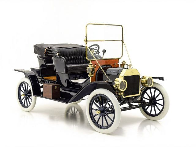 1912 Ford Model T Commercial Roadster For Sale Buy Cars Hyman