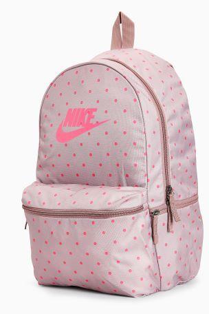 98712889e Nike Mauve Heritage Backpack | School backpacks | Heritage backpack ...