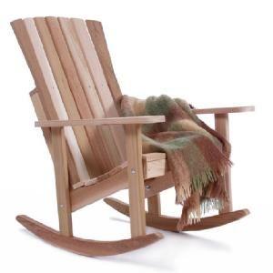 Athena Rocking Chair Image
