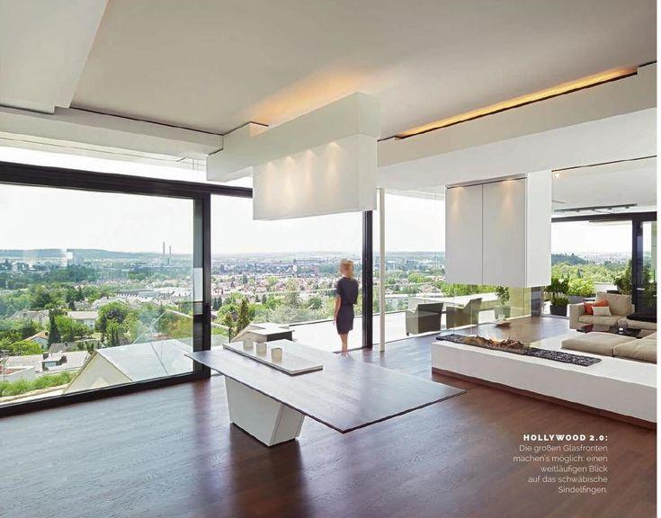 Die besten 25+ Traumvilla Ideen auf Pinterest Villen - design treppe holz lebendig aussieht