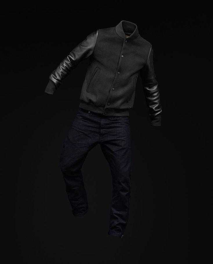 Marc Newson x G-STAR Fall/Winter 2013