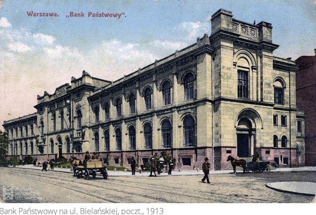 1913 reduta banku