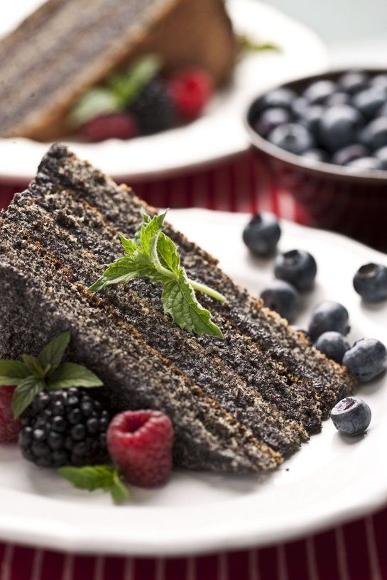 Víťazná maková torta