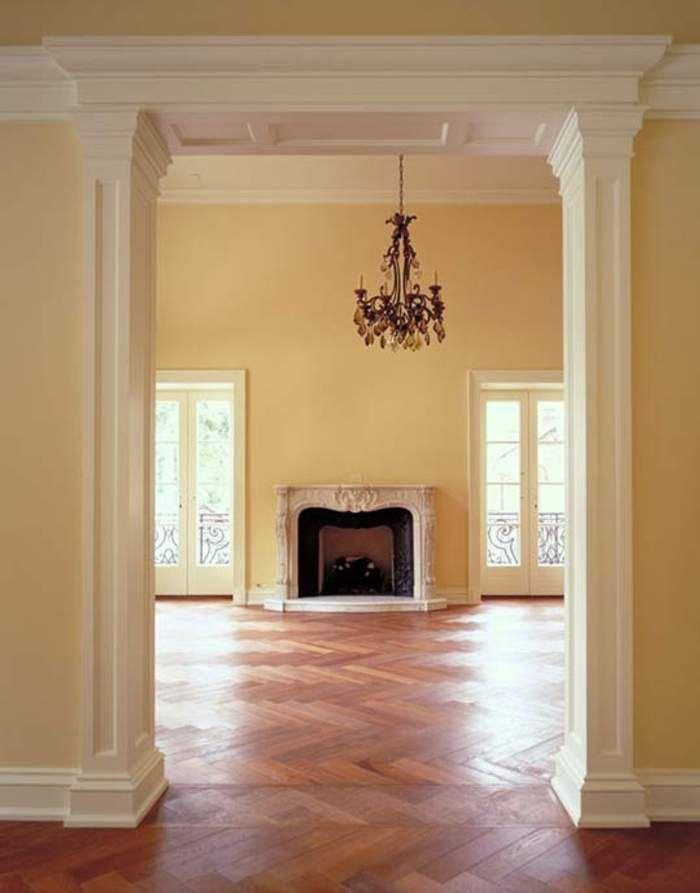 tipos de suelos para una casa contemporánea