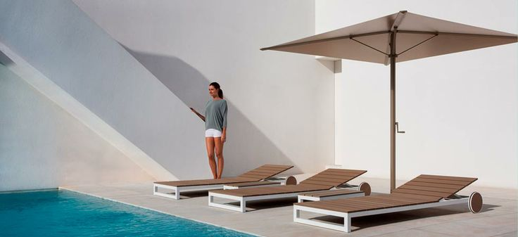 chaiselongue atlantic - GANDIA BLASCO