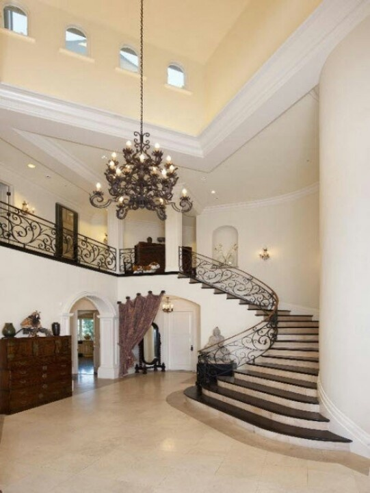 75 best foyers staircases images on pinterest stairways my rh pinterest com