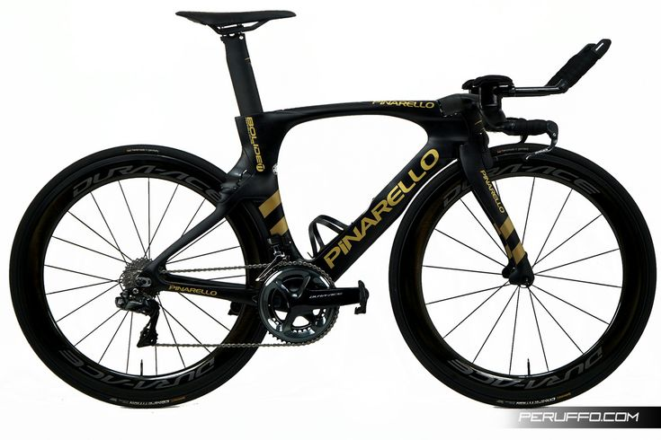 Pinarello Bolide TT - My Way - Dura-ace R9170 Di2