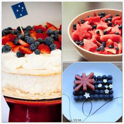 Healthy In Design: Australia Day Party Ideas