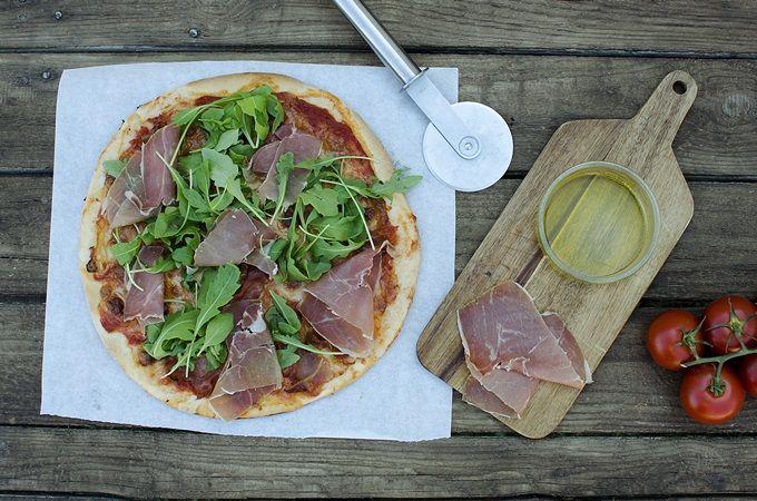 FoodLover // domácí pizza