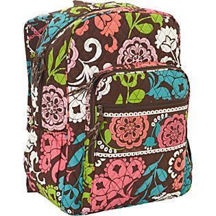 Vera Bradley Campus Backpack Ebags Com Back To School