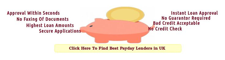 Get the fast, quick, hassle free payday loans online with quick approval by the best payday lenders in UK at LenderSeekers. We provide you with the most genuine, honest and best direct payday lenders in the UK who do not charge any kind of brokerage fees or any extra fees.