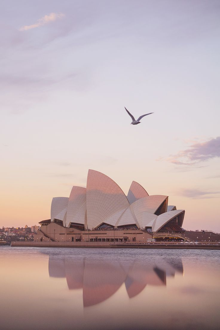 The Sydney Opera House in Photographs - Sydney, Australia