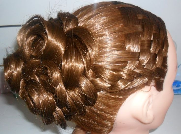52 best images about peinados on pinterest search - Peinados para ninas faciles de hacer ...